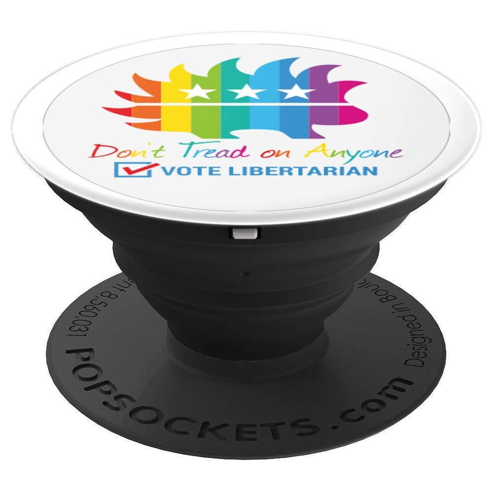 Don't Tread on Anyone - Pride - PopSockets
